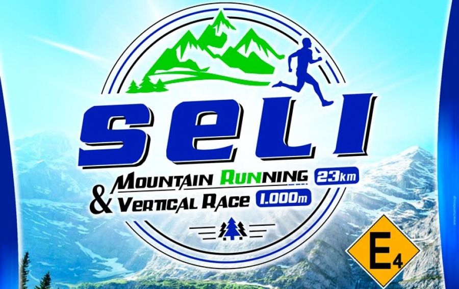 Στις 18 & 19/8 το «Seli mountain running 23χλμ. & Vertical race 1χλμ.»